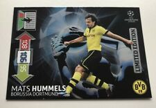 Mats Hummels BvB FcB Limited Edition Panini Adrenalyn Xl Champions League 12/13