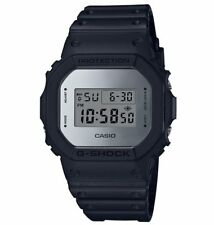 CASIO G-Shock DW-5600BBMA-1 Metallic Mirror Face