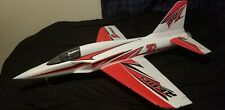 Freewing Rebel 70mm EDF Jet + battery, receiver, and lights