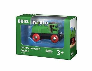 Brio Battery Powered Engine 33595