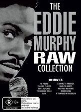 The Eddie Murphy Raw Collection (DVD, 2007, 10-Disc Set)
