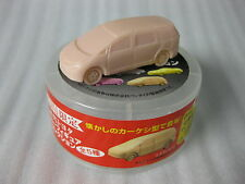 TOYOTA ESTIMA RUBBER MODEL TOY CAR Exclusive POKKA NIB Car-Keshi Japan