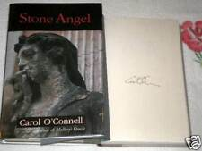 STONE ANGEL by CAROL O'CONNELL  *SIGNED*