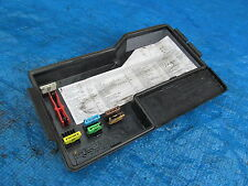 FUSE / RELAY BOX LID COVER TOP  from BMW E36 D 325 TDS TURBO DIESEL