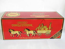MATCHBOX YS39 1820's PASSENGER COACH AND HORSES IN BOX MODELS OF YESTERYEAR 1990