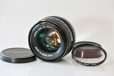 [Mint !] CANON FD 55mm F1.2 MF Standard Lens from Japan