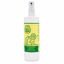 Grannick's Bitter Apple Taste Repellent Deterrent for Dogs 8 oz Dog Spray Bottle