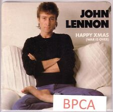 "BRAND NEW 7"" CANADIAN PICTURE SLEEVE ONLY JOHN LENNON HAPPY XMAS 9298557 BEATLES"