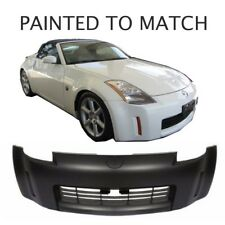 Painted to Match - Fits 2003 2004 2005 Nissan 350Z Front Bumper