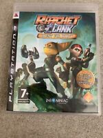 Ratchet & Clank Quest For Booty (PlayStation 3, 2008) PS3 Complete CIB