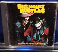 Insane Clown Posse - Big Money Hustlers Soundtrack CD 1st Press twiztid hu$tlers