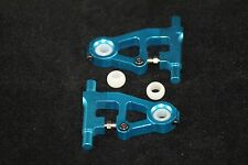 GPM (TT054DB) Alu Querlenker v.,oben,einstell. f. TT-01 -blau-