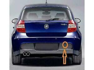 Cache œillet de remorquage arrière d'origine BMW 1 série E81 2006-11 E87 2003-11
