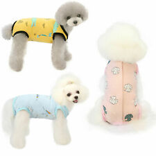 Pet Dog Sterilization Clothes Weaning Cute Cat Surgical Recovery Suit Clothing