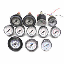 "New listing (Lot of 12) Smc Pressure Gauges 140psi 150psi 160psi Various Sizes 1/2"" 5/8"" Npt"
