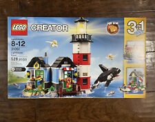 LEGO Creator Lighthouse Point Set 31051 NEW Original Sealed Box Good Condition