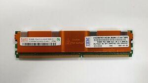 Genuine Hynix HYMP564F72CP8D2-Y5 AB-C 512MB DDR2 667 PC2-5300F ECC FBDIMM RAM