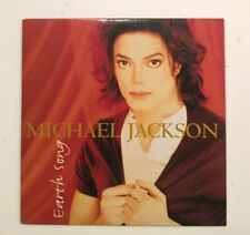 EARTH SONG - PERFECT MINT CONDITION - CD SINGLE - EUROPE - MICHAEL JACKSON