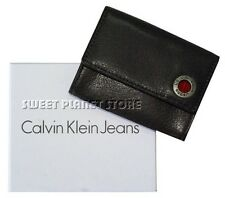 Portamonete Calvin Klein Jeans mod C81106 - Marrome
