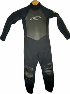 O'Neill Childs Full Wetsuit Kids Toddler Size 4 Reactor 3/2