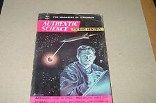 "Authentic Science Fiction  #67  British Pulp Digest  E.C. Tubb   ""A Woman's Work"