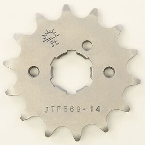 JT Sprockets Steel Sprocket JTF569.14 JTF569 14 24-9174 JTF569-14 55-56914 Front