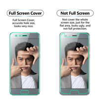 3x FULL SCREEN Face Curved TPU Screen Protector Cover For Huawei Honor View 10