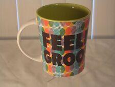 Gibson Peanuts Snoopy Mosaic Mug (Green)