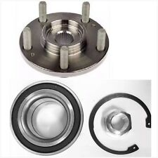 FRONT WHEEL HUB & BEARING  FOR 2012-2016 FORD FOCUS C-MAX EACH FAST SHIPPING