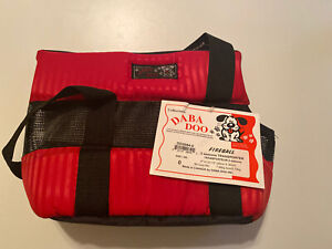 NWT Daba Doo dog pack Pooch Pack front carrier Transporter Fleece Chihuahua New
