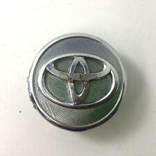 09-14 Toyota Corolla Matrix OEM Chrome Wheel Center Hub Cap 42603-02220 TO126