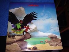 Budgie Never Turn Your Back On A Friend First Press UK Ex/NM vinyl record