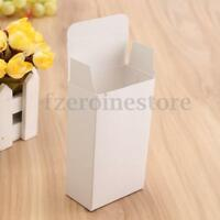 LOT Postal Cardboard Boxes Listing Small Mailing Shipping Carton - Multi Size