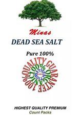 Dead Sea Salt Pure 100% Free Shipping 10 LB Fine Grain BULK From Holy Land