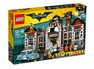 LEGO 70912 The Lego Batman Movie Arkham Asylum - Brand New In Box - Retired Set