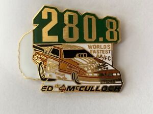 NHRA Ed McCulloch 280.8 Pin