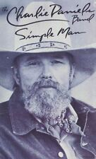 Simple Man The Charlie Daniels Band Audio Music Cassette Tape 1989 Epic