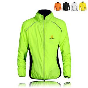 Bicycle Jacket Windproof Raincoat MTB Cycling Wind Coat Men Clothing Quick Dry
