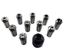 Spannzange für Kress Isel und AMB Fräsmotoren D2-10mm
