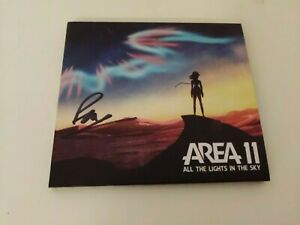 Area 11 All The Lights In The Sky Signed By Parv