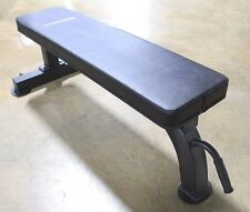 Strencor Commercial Heavy Duty FLAT WEIGHT BENCH Gym Exercise