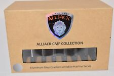 NEW ALLJACK CMF Collection, Aluminum Gray Gradient Anodize Hairline Series, AL60
