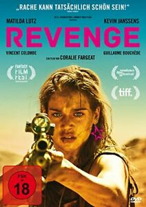 DVD ° Revenge ° Rache kann tatsächlich schön sein ° NEU & OVP