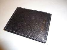 Swiss Army Genuine Leather Expandable Billold Wallet,Black