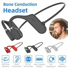 Bone Conduction Headphone Bluetooth Wireless Sports Earphone Hands-free Headset