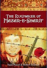 The Rugmaker of Mazar-e-Sharif by Najaf Mazari,...(Like new), Free shipping