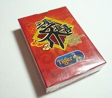 Malaysia Playing Cards Tiger Beer Good Fortune Prosperity Chinese New Year 2013