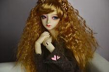 1 3 8-9 Bjd Wig Dal Pullip BJD  SD LUTS DZ DOC DOD supper Dollfie Doll wigs tt01