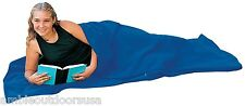 StanSport Sof-Fleece Junior Solo Sleeping Sack .. Brand New, blue in color