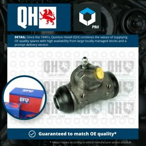 Wheel Cylinder fits RENAULT R25 2.8 Rear Right 86 to 92 Brake QH 7701024248 New